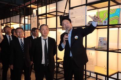 廖鎮漢挺產博會:絕對有機會投資基隆