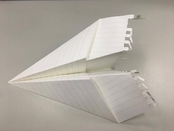 ▲▼紙飛機。(圖/記者吳定軒攝)