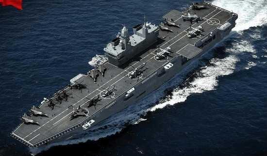 解放軍075型兩棲攻擊艦年底問世 搭載殲-18變身「輕型航母」 | ETtoday軍武 | ETtoday新聞雲