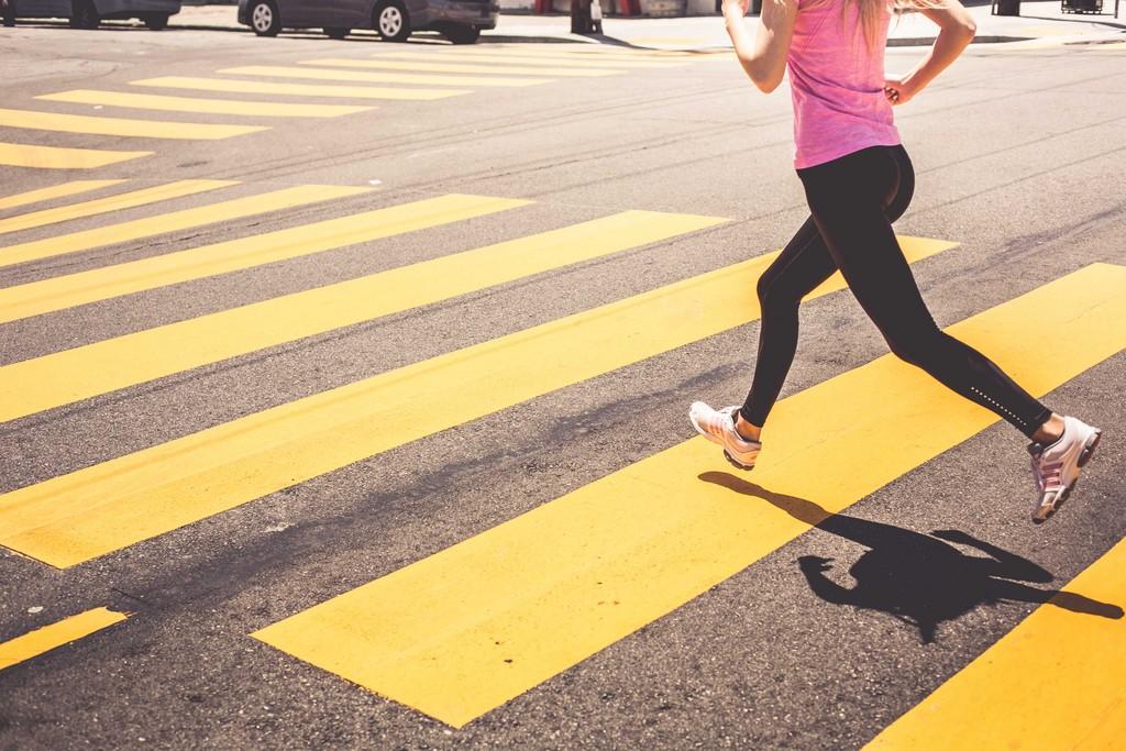▲跑步,運動。(圖/翻攝libreStock)