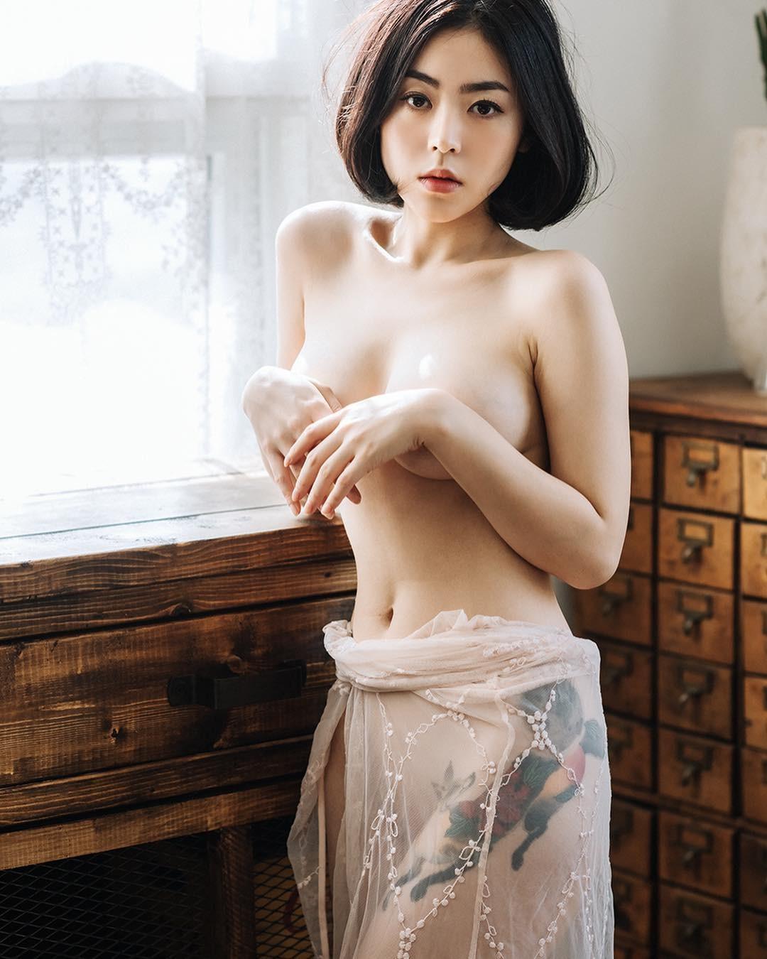 ▲南韓刺青師Ranji。(圖/翻攝Ranji IG)