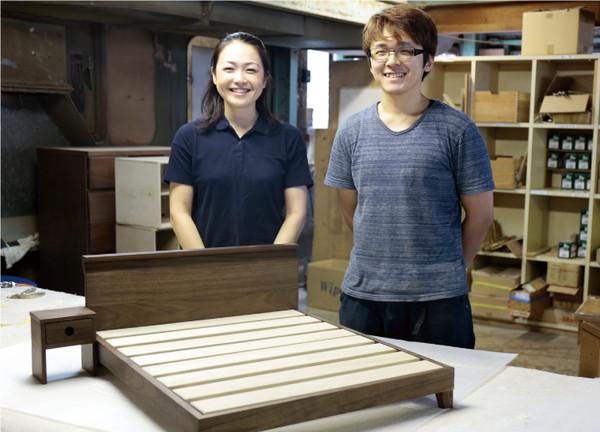 ▲▼日本老職人工藝征服挑惕的喵皇 打造專屬尺寸家具(圖/翻攝自大川家具)