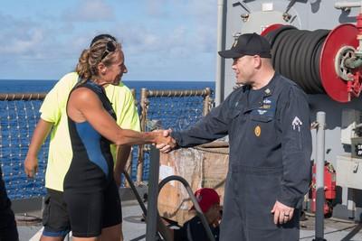 2女攜2犬漂流太平洋 自備海水淨化機…5個月後終遇台灣漁船