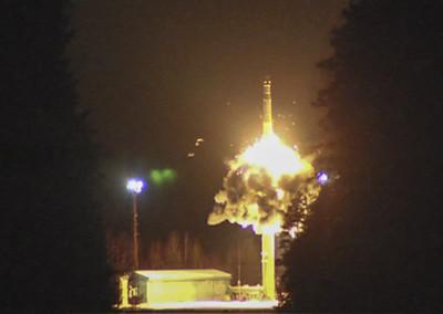 俄研發無限射程飛彈海燕 堪稱末日武器