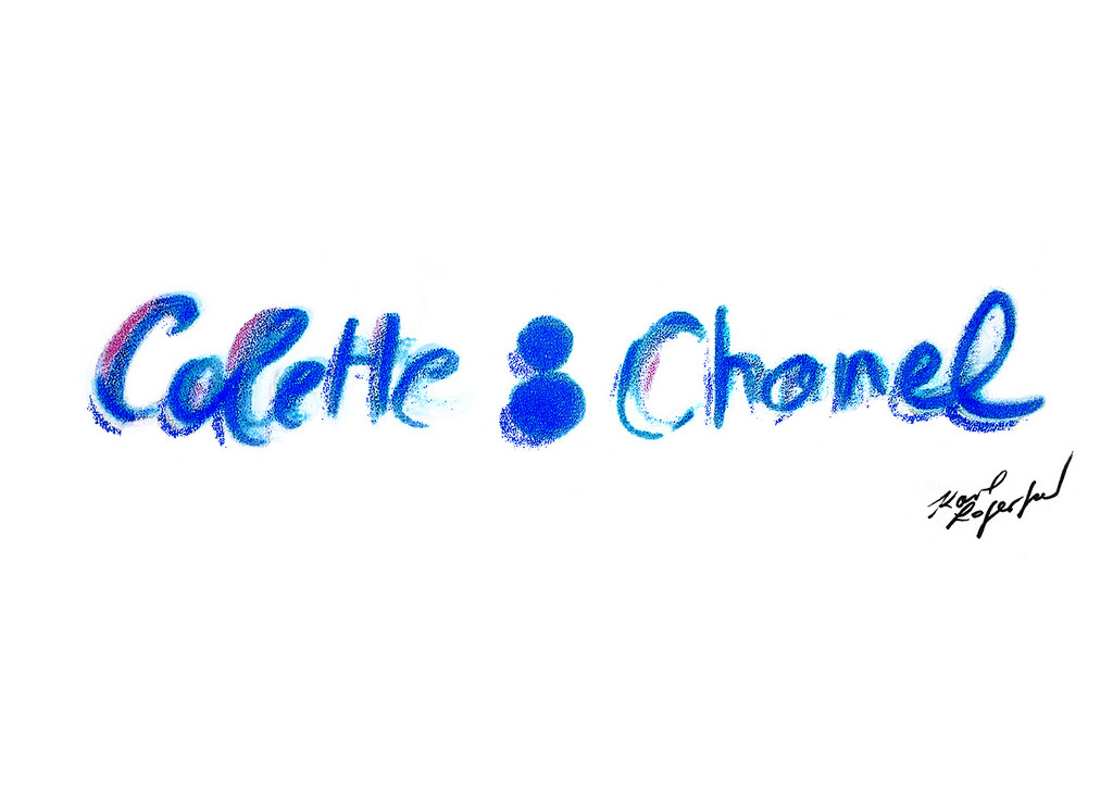 ▲CHANELXColette。(圖/CHANEL提供)
