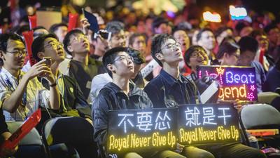 以為LOL穩進決賽!中國黃牛搶票喊6倍 鳥巢「韓國內戰」慘賠數億