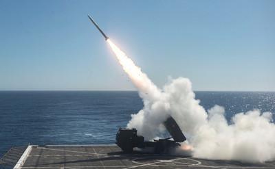美軍將在沖繩實施「反艦飛彈演習」