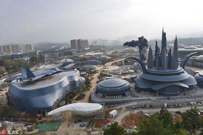 迪士尼、環球影城OUT?大陸打造「宇宙級樂園」