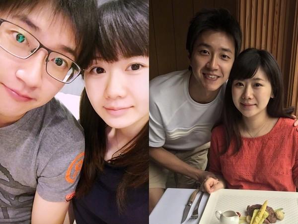 ▲江宏傑、福原愛結婚一年多,日前剛迎接女兒誕生。(圖/翻攝自福原愛微博)