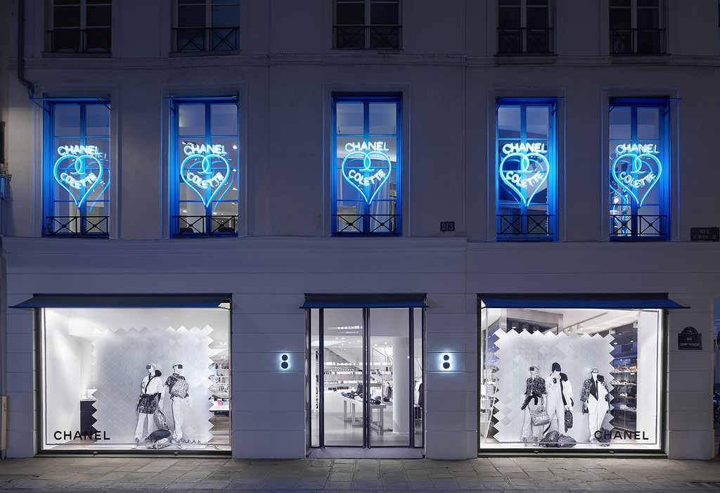 ▲CHANEL AT COLETTE。(圖/CHANEL提供)