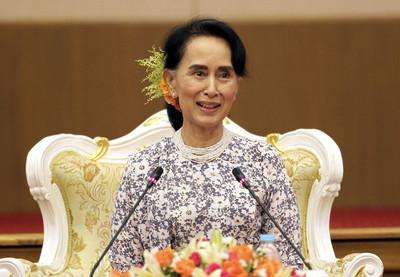 緬甸羅興亞人跨國提告翁山蘇姬