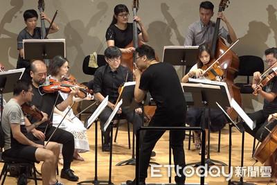 李哲藝將「電音三太子」搬上國家音樂廳