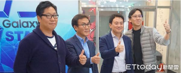▲GKC韓流培訓中心與阿爾發唱片結盟。(圖/記者謝婷婷攝)