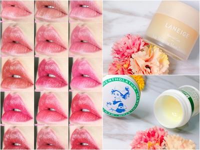 試30支唇膏,不斷上妝、卸妝 嘴唇還能滋潤靠3件神物