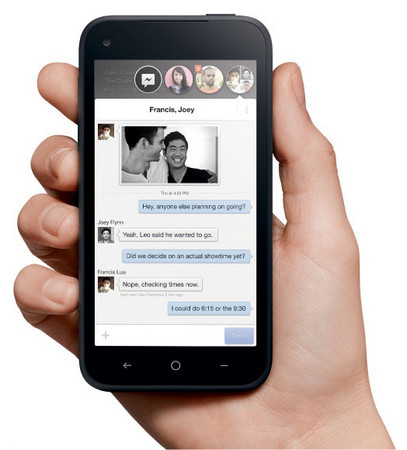 Facebook Home滑鐵盧 逾半數使用者給予最低評價