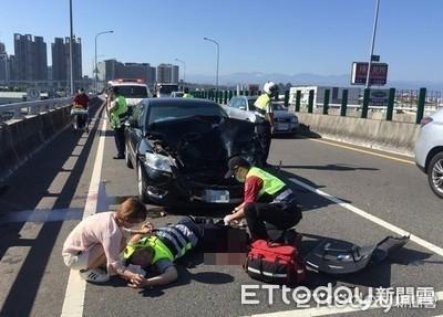 酒駕女害警截肢 母借車免連帶責任