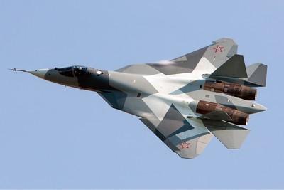 俄蘇-57計畫更換隱形新塗層