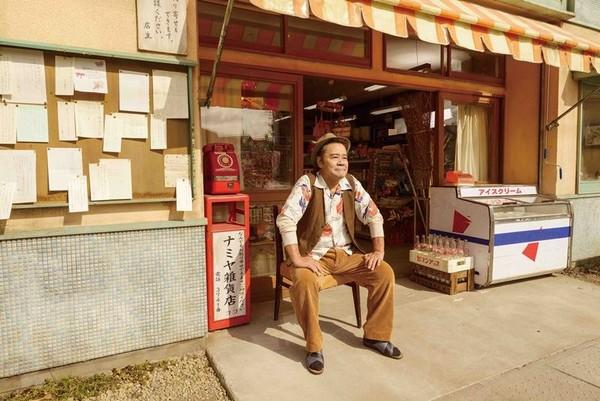 ▲日版《解憂雜貨店》老闆是西田敏行。(圖/翻攝自日網《映画》)