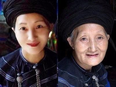 百歲「最美山賊人妻」瘋傳三年 當年攝影師吐露驚人真相