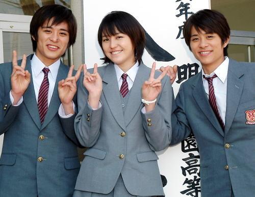 ▲齊藤祥太、慶太和長澤雅美合作棒球電影《鄰家女孩》。(圖/翻攝自日網)