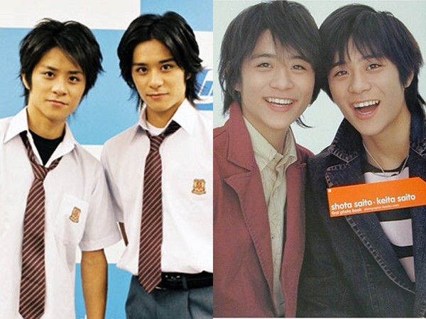 ▲齊藤祥太、慶太被稱讚是帥哥雙胞胎。(圖/翻攝自日網《Matome》)
