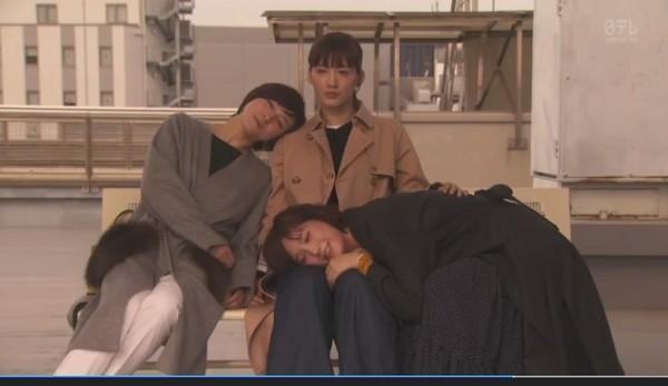 ▲主婦3人一起看日出,互相依靠感情越來越好。(圖/翻攝自NTV直播)