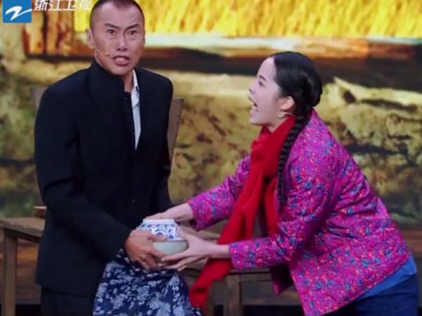 ▲▼歐陽娜娜、章子怡(圖/翻攝自微博)