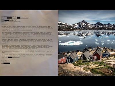 「格陵蘭可以借我嗎?」醉漢寫信給丹麥,結果真的收到回信了