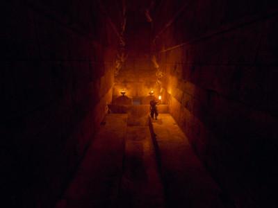 學者這週才發現!《刺客教條》裡早有新挖掘金字塔密室