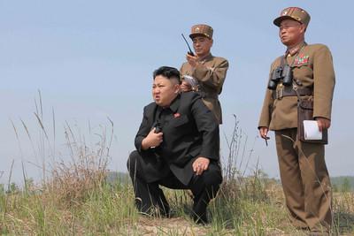 北韓核試場傳生下無肛門畸形兒