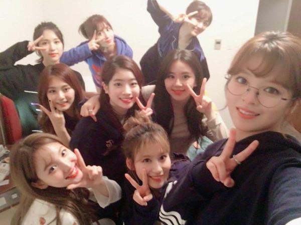 ▲TWICE由Momo、多賢、彩瑛、Sana、定延、Mina 、子瑜、娜璉和志效共9名成員組成。(圖/翻攝自TWICE IG)
