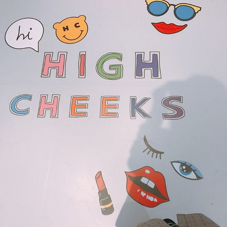 ▲high cheeks快閃店。(圖/Beauty美人誌提供)