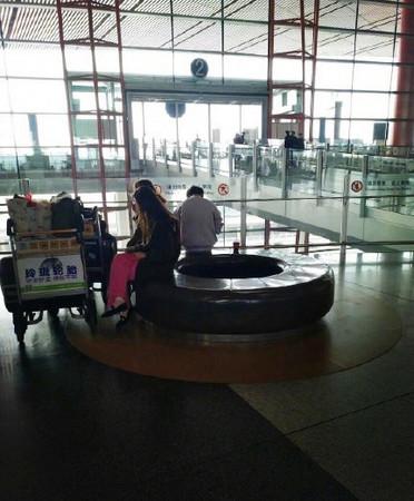 ▲馬天宇弄丟卡夾,機場求助。(圖/翻攝馬天宇微博)