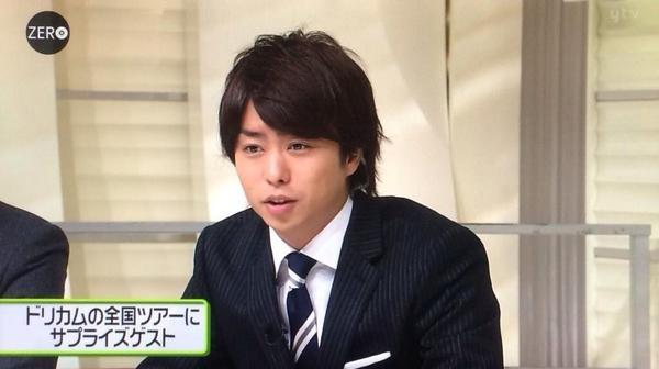 ▲櫻井翔除了偶像活動。(圖/翻攝自日網、推特)