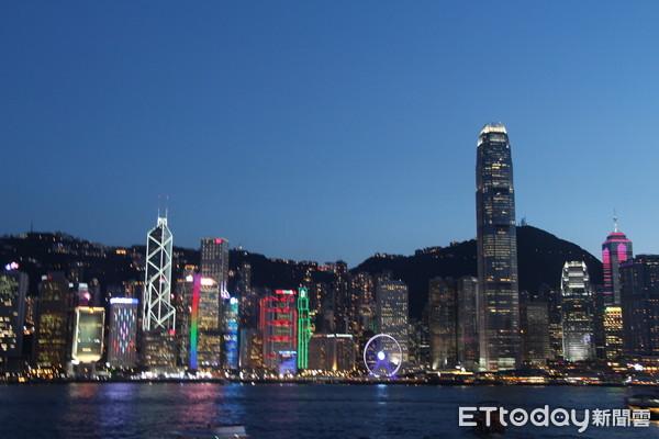 ▲▼香港,香港維多利亞港。(圖/記者黃士原攝)