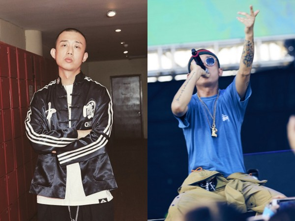 ▲GAI將《中國有嘻哈》冠軍獎金全捐了。(圖/翻攝自GAU微博)