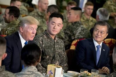 美軍駐韓得50億 分攤協議未達成