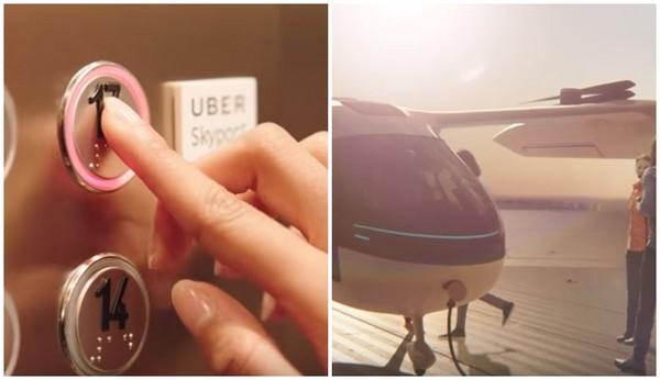 ▲▼Uber與NASA合作,計劃2023年推出「計程機」服務             。(圖/翻攝自YouTube/Uber)