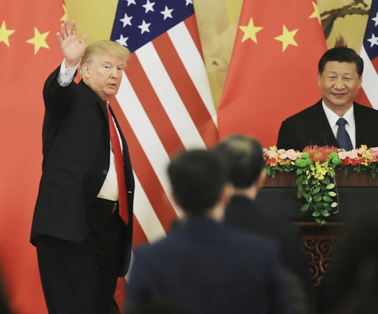 川習會晤前和談? 外媒曝:美中拚11月結束貿易戰