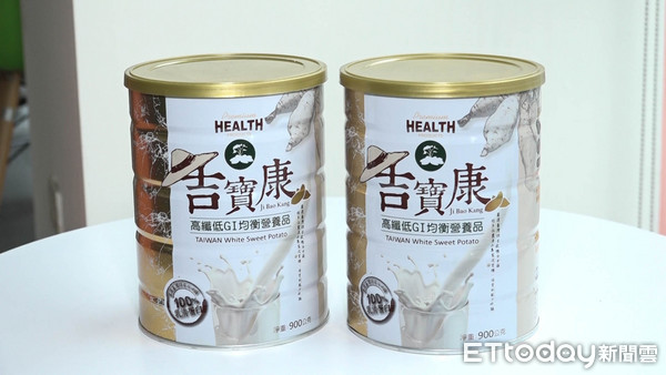 ▲聰明低GI飲食!在地優質白甘藷  高纖健康無負擔。(圖/記者謝婷婷攝)