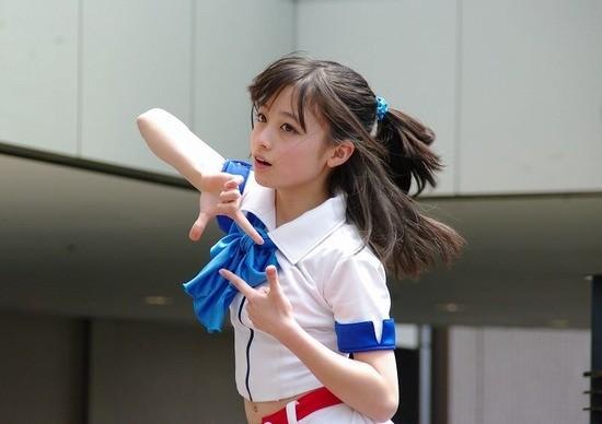 ▲網友貼出橋本環奈「奇蹟美照」希望偶像轉回來。(圖/翻攝自日網《2ch》)