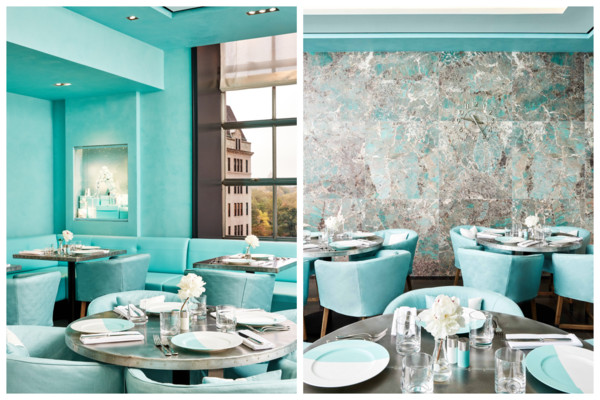 ▲TIFFANY BLUE BOX CAFE。(圖/品牌提供)