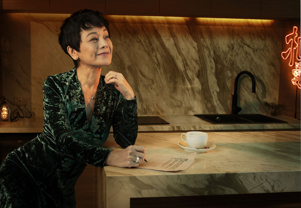 ▲▼金馬獎最佳導演、最佳女主角入圍:張艾嘉,金馬54榮耀時刻沙龍照。(圖/金馬執委會提供)