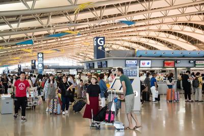迎G20關西機場6/27-30實施嚴格安檢