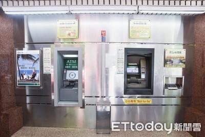 強撬ATM吐鈔口撿現金 判罰8000