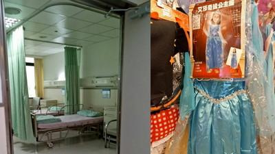 女娃腎癌侵腦剩4個月可活 「最後生日趴」後過世外婆來接她走