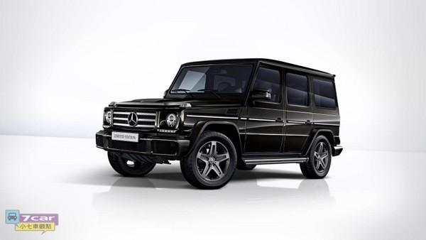 38 年的最終獻禮 Mercedes-Benz G350d/G500 Limited Edition 限量發售