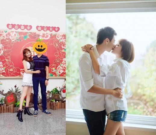 ▲茵芙結婚了。(圖/翻攝自茵芙臉書)