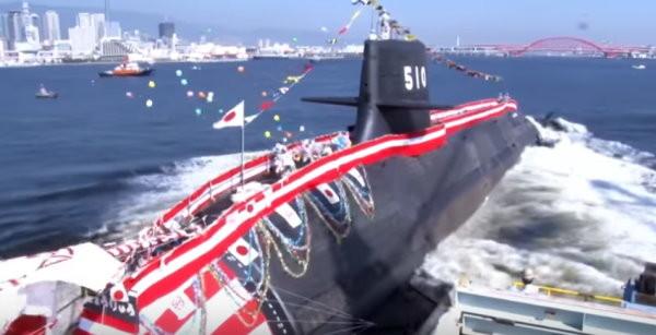 邁向「意欲戰爭的國家」?日本逐步確立22艘潛艇常規體制
