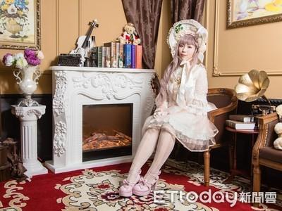訪/亞洲第一家「蘿莉塔體驗沙龍」 土妹一秒變身中世紀小公主